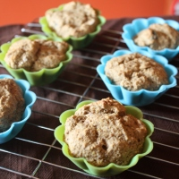Petits muffins AVEC plein d'amour